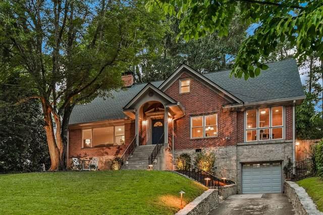 1336 Pasadena Avenue, Atlanta, GA 30306 (MLS #9052457) :: Crown Realty Group