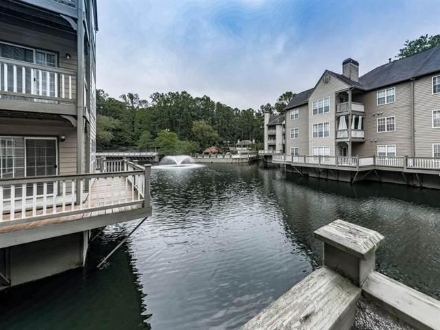 706 Mill Pond Drive SE, Smyrna, GA 30082 (MLS #9052531) :: AF Realty Group