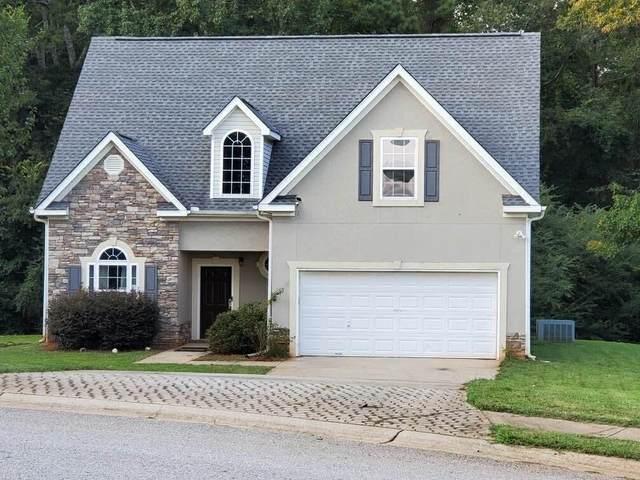 115 Autumn Ridge Drive, Griffin, GA 30224 (MLS #9052555) :: Crown Realty Group