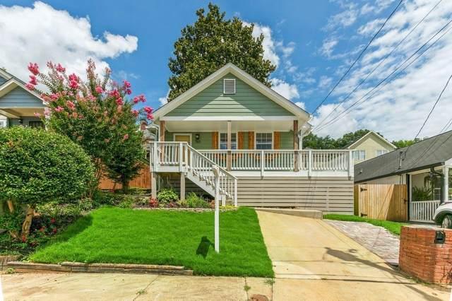 760 Grant Terrace SE, Atlanta, GA 30315 (MLS #9052571) :: Crown Realty Group