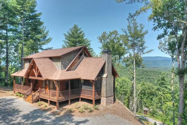 30 Oasis Lane #3, Blue Ridge, GA 30513 (MLS #9052575) :: Buffington Real Estate Group