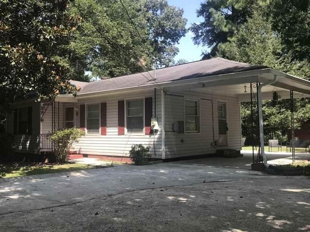 5 Mt Alto Road SW, Rome, GA 30165 (MLS #9052584) :: RE/MAX Eagle Creek Realty