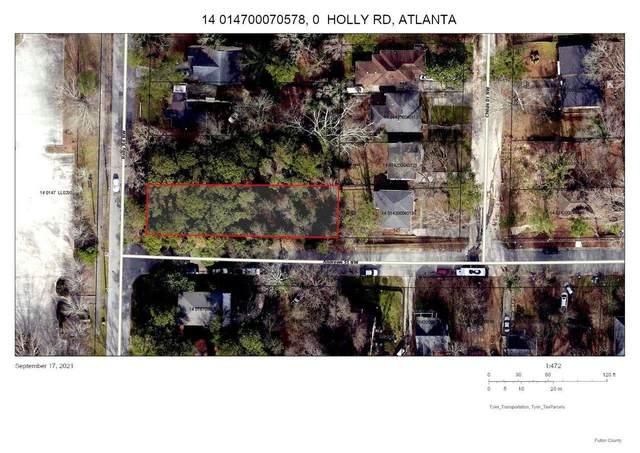 0 Holly Avenue, Atlanta, GA 30314 (MLS #9052628) :: Statesboro Real Estate