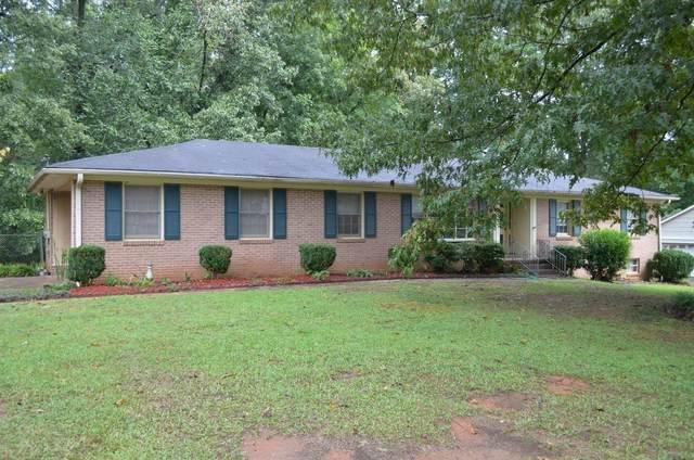3065 Clairmont Avenue, Macon, GA 31204 (MLS #9052631) :: Amy & Company | Southside Realtors