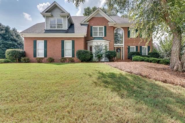 1555 Hillside Oak Drive SW, Grayson, GA 30017 (MLS #9052694) :: The Ursula Group