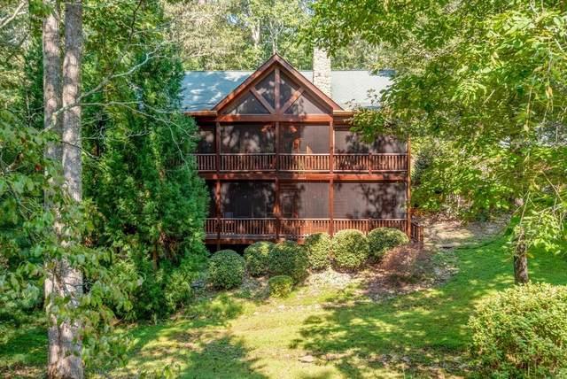 143 Walker Range Road, Mineral Bluff, GA 30559 (MLS #9052705) :: Buffington Real Estate Group
