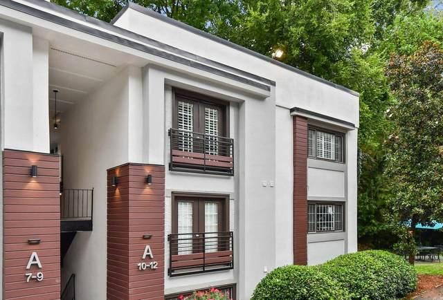 1445 Monroe Drive NE A12, Atlanta, GA 30324 (MLS #9052708) :: Buffington Real Estate Group