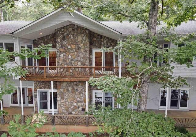 745 Thurman Drive, Hiawassee, GA 30546 (MLS #9052719) :: RE/MAX Eagle Creek Realty