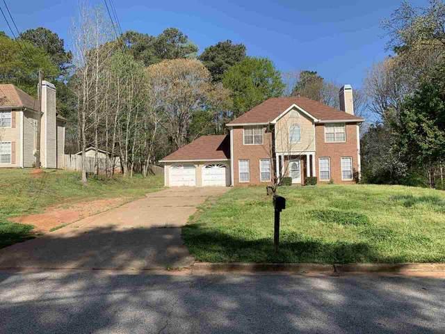 1590 Marshall Lane, Conyers, GA 30094 (MLS #9052734) :: Amy & Company | Southside Realtors