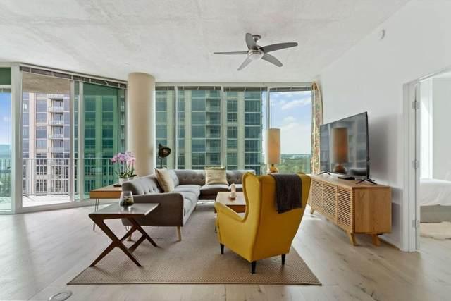 361 17th #1903, Atlanta, GA 30363 (MLS #9052776) :: Buffington Real Estate Group