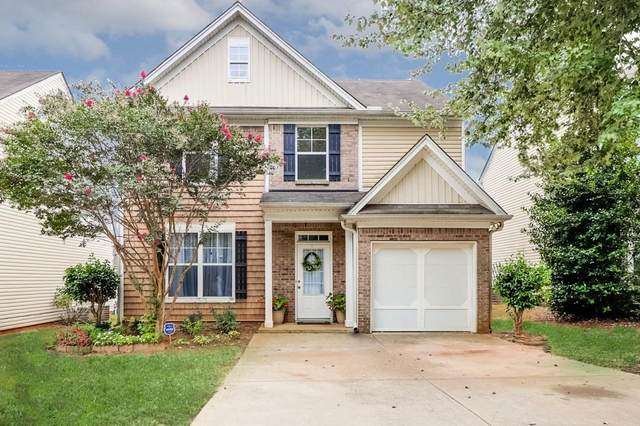 354 Cool Weather Drive, Lawrenceville, GA 30045 (MLS #9052782) :: RE/MAX Center