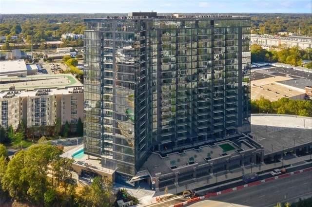 788 W Marietta Street #1408, Atlanta, GA 30318 (MLS #9052825) :: Statesboro Real Estate