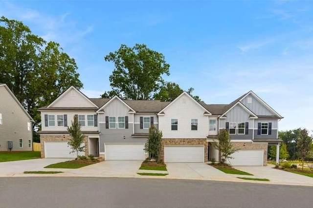5580 Cannonade Lane #28, Stonecrest, GA 30058 (MLS #9052978) :: Scott Fine Homes at Keller Williams First Atlanta