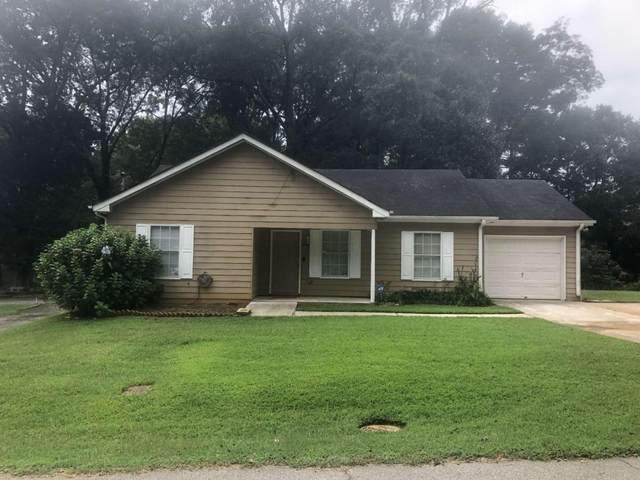 6164 Green Street SE, Covington, GA 30014 (MLS #9052986) :: Amy & Company   Southside Realtors