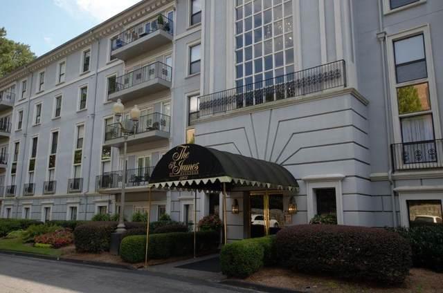 3203 Lenox Road NE #24, Atlanta, GA 30324 (MLS #9053052) :: Cindy's Realty Group