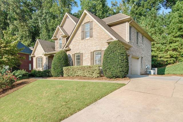 1462 Hickory Branch Trail NW, Kennesaw, GA 30152 (MLS #9053082) :: Houska Realty Group