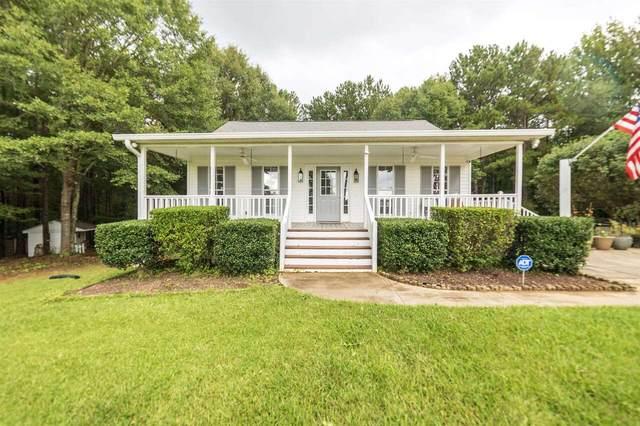 4450 Lower Fayetteville Road, Sharpsburg, GA 30277 (MLS #9053109) :: Buffington Real Estate Group