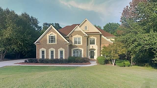 235 Briers Ridge, Fayetteville, GA 30214 (MLS #9053114) :: Maximum One Partners