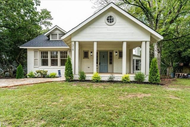 318 Corbin Avenue, Macon, GA 31204 (MLS #9053134) :: Amy & Company | Southside Realtors