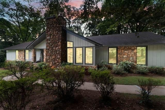 1451 Lilburn Stone Mountain, Stone Mountain, GA 30087 (MLS #9053151) :: HergGroup Atlanta
