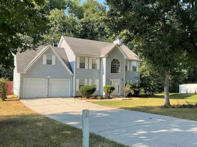 717 Whippoorwill Way, Locust Grove, GA 30248 (MLS #9053167) :: Amy & Company | Southside Realtors