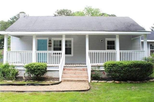 869 Crawford Road, Rockmart, GA 30153 (MLS #9053220) :: Amy & Company | Southside Realtors