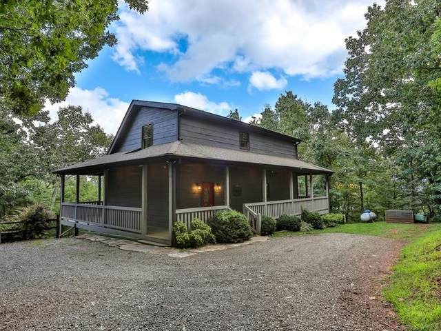 615 Cherokee Circle, Ellijay, GA 30540 (MLS #9053240) :: Houska Realty Group
