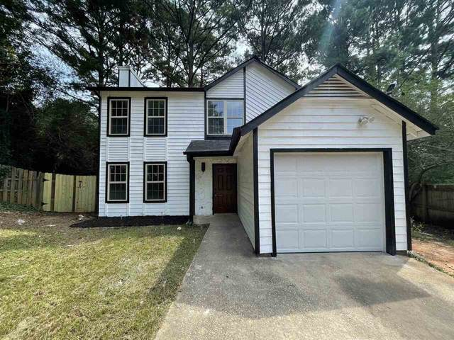 6026 Creekford Drive, Lithonia, GA 30058 (MLS #9053334) :: The Realty Queen & Team