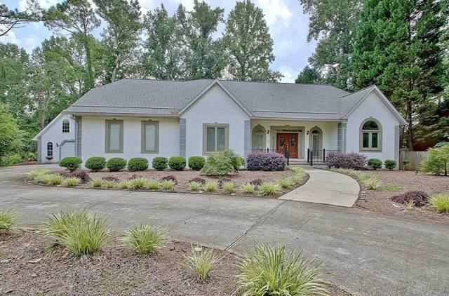 4 Overlook Drive, Newnan, GA 30265 (MLS #9053395) :: Maximum One Partners