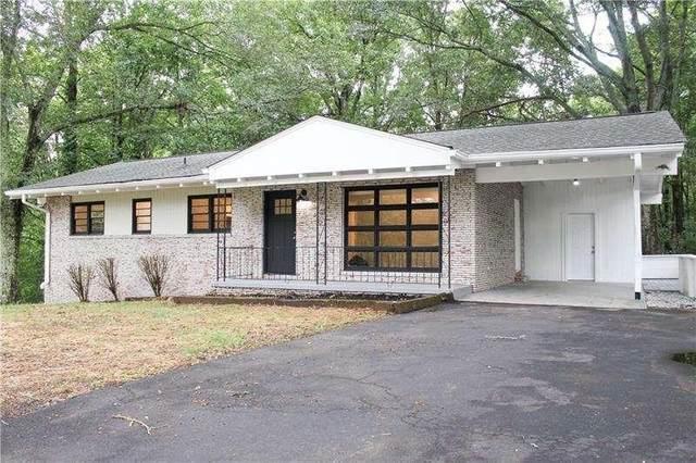 110 Cane Creek Valley Road, Dahlonega, GA 30533 (MLS #9053403) :: RE/MAX Eagle Creek Realty