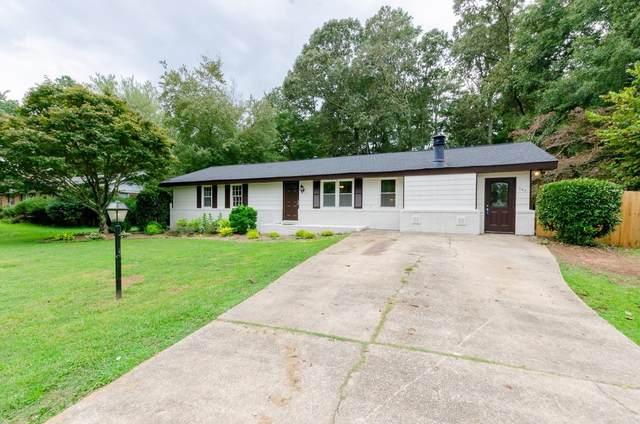 745 Tanner Road, Dacule, GA 30019 (MLS #9053433) :: Buffington Real Estate Group
