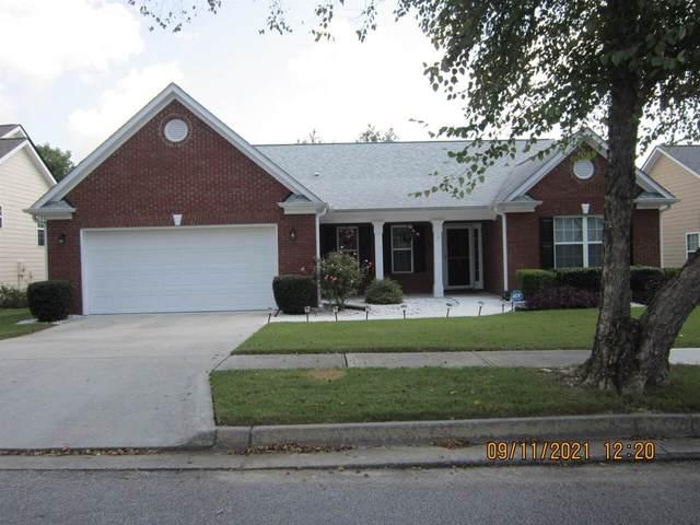 4018 Savannah Ridge Court, Loganville, GA 30052 (MLS #9053460) :: Buffington Real Estate Group
