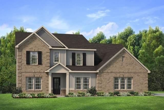 0 Belvoir Place #34, Senoia, GA 30276 (MLS #9053469) :: The Durham Team