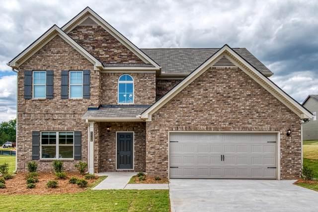 675 Lakehaven Lane #16, Loganville, GA 30052 (MLS #9053474) :: Buffington Real Estate Group