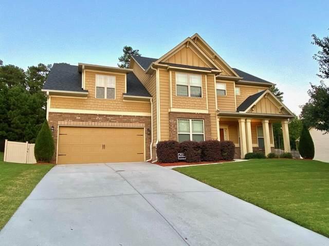 4971 Black Bear Trail /215, Douglasville, GA 30135 (MLS #9053483) :: Maximum One Partners