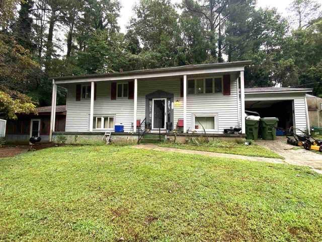 218 Highland Terrace, Monroe, GA 30655 (MLS #9053509) :: Buffington Real Estate Group