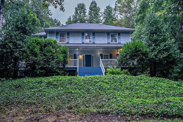 2887 Swarthmore Drive, Lawrenceville, GA 30044 (MLS #9053540) :: The Realty Queen & Team