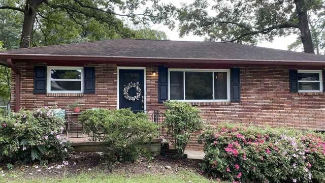 2317 Elmwood Circle SE, Atlanta, GA 30339 (MLS #9053656) :: The Durham Team
