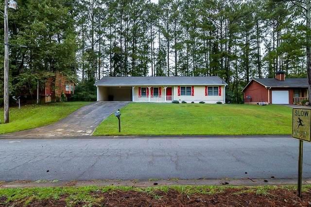 3691 Ashley Woods Drive, Powder Springs, GA 30127 (MLS #9053712) :: Perri Mitchell Realty