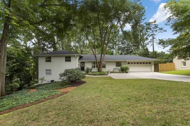 385 Montevallo Drive, Sandy Springs, GA 30342 (MLS #9053729) :: Perri Mitchell Realty