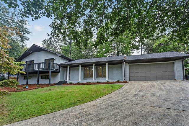 2743 Briarlake Woods Way NE, Atlanta, GA 30345 (MLS #9053799) :: Anderson & Associates
