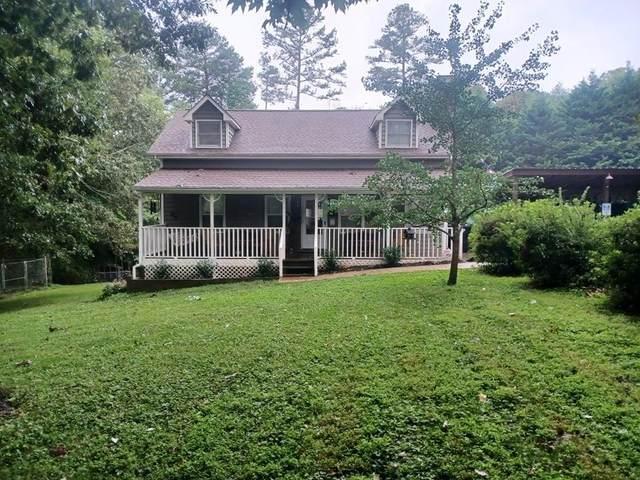 215 Blackberry, Clarkesville, GA 30523 (MLS #9053806) :: RE/MAX Eagle Creek Realty