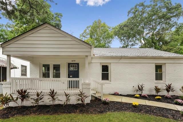 1673 Melrose Drive SW, Atlanta, GA 30310 (MLS #9053849) :: The Ursula Group
