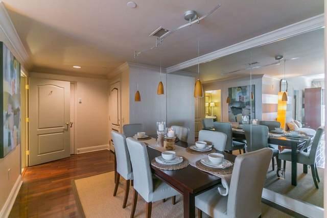 195 14th Street NE #2602, Atlanta, GA 30309 (MLS #9053870) :: Statesboro Real Estate
