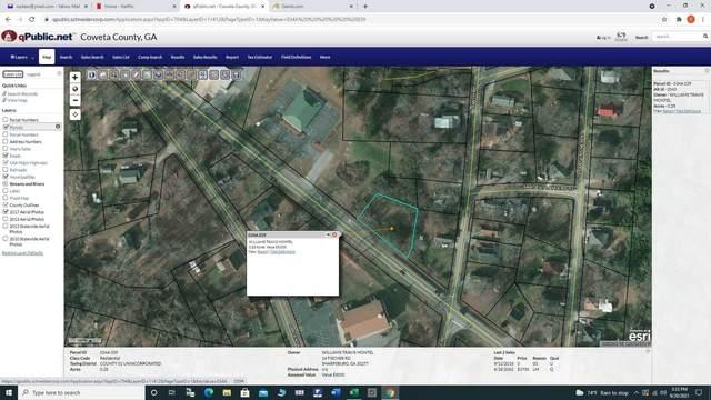 0 Vac Sec Sargent Lot 36, Newnan, GA 30263 (MLS #9053921) :: Rettro Group