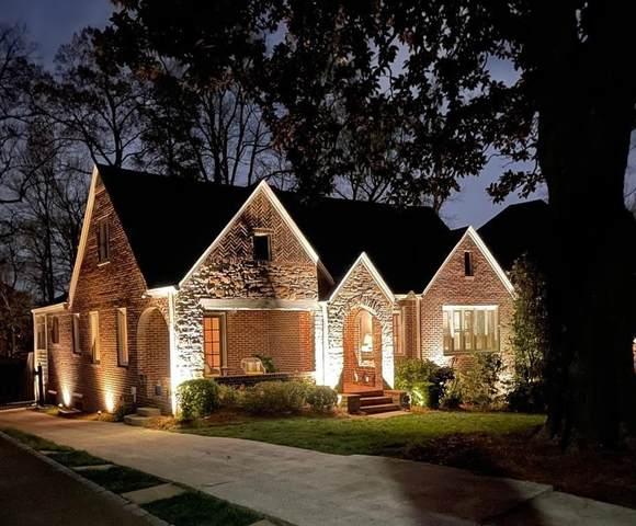 637 E Pelham Road NE, Atlanta, GA 30324 (MLS #9053954) :: Crown Realty Group