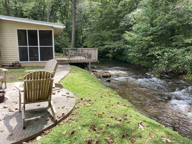 4128 Nowland Road, Hiawassee, GA 30546 (MLS #9053999) :: RE/MAX Eagle Creek Realty