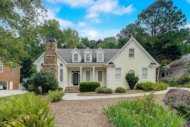 104 Sweetwater Oaks, Peachtree City, GA 30269 (MLS #9054077) :: The Realty Queen & Team