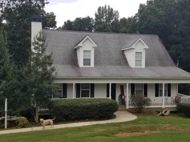 155 Alcovy Forest Drive, Covington, GA 30014 (MLS #9054097) :: The Ursula Group