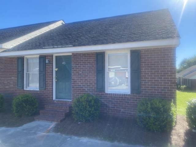 230 Lanier Drive #50, Statesboro, GA 30458 (MLS #9054137) :: Statesboro Real Estate